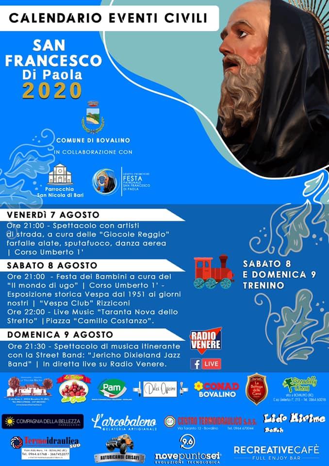 San Francesco 2020