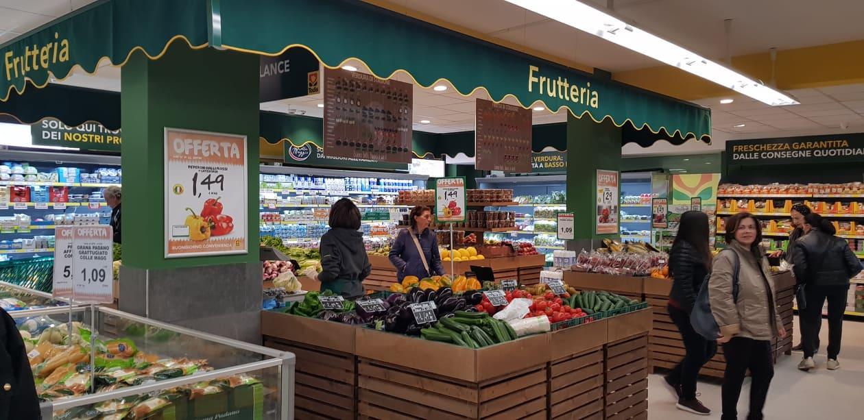 Volantino mercati alimentari reggio calabria aidayua for Volantino ard discount messina