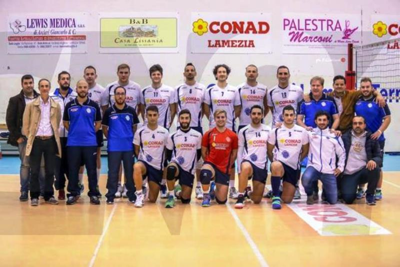 team conad lamezia volley